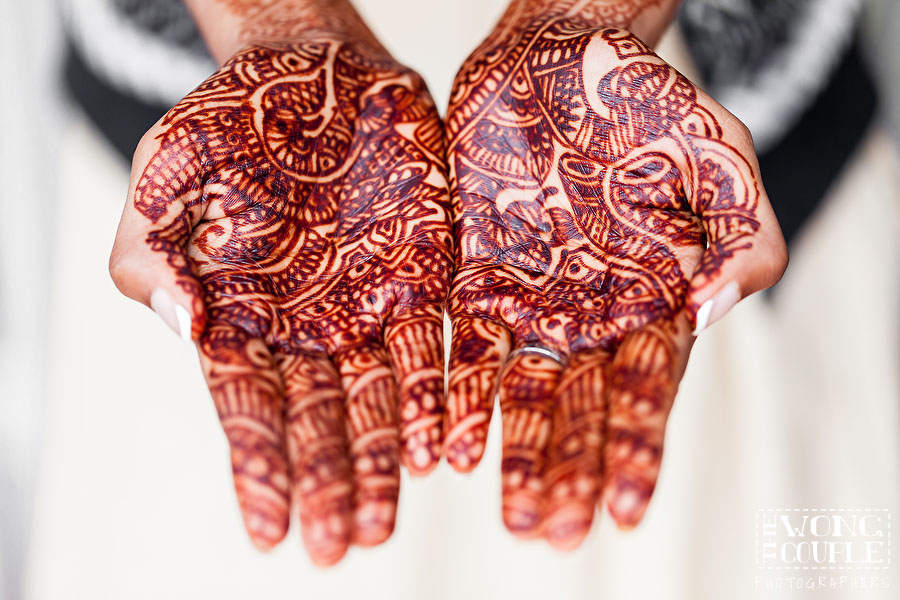 Henna picture, wedding day henna, Sri Lankan Wedding