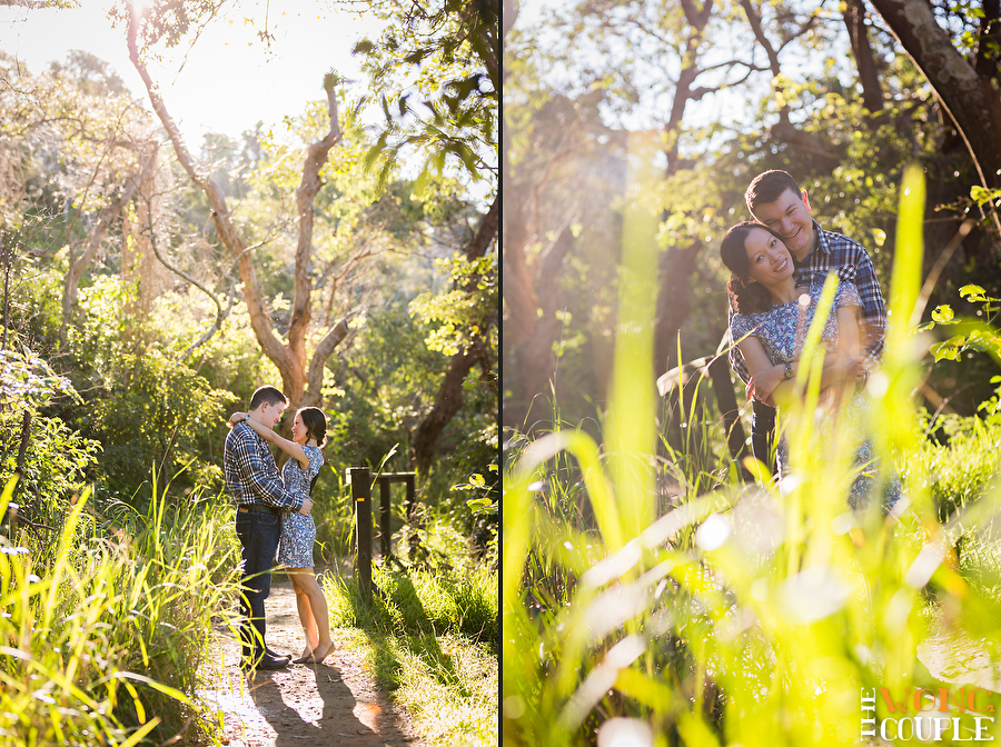 Pre-wedding photo session in Mosman, Sydney