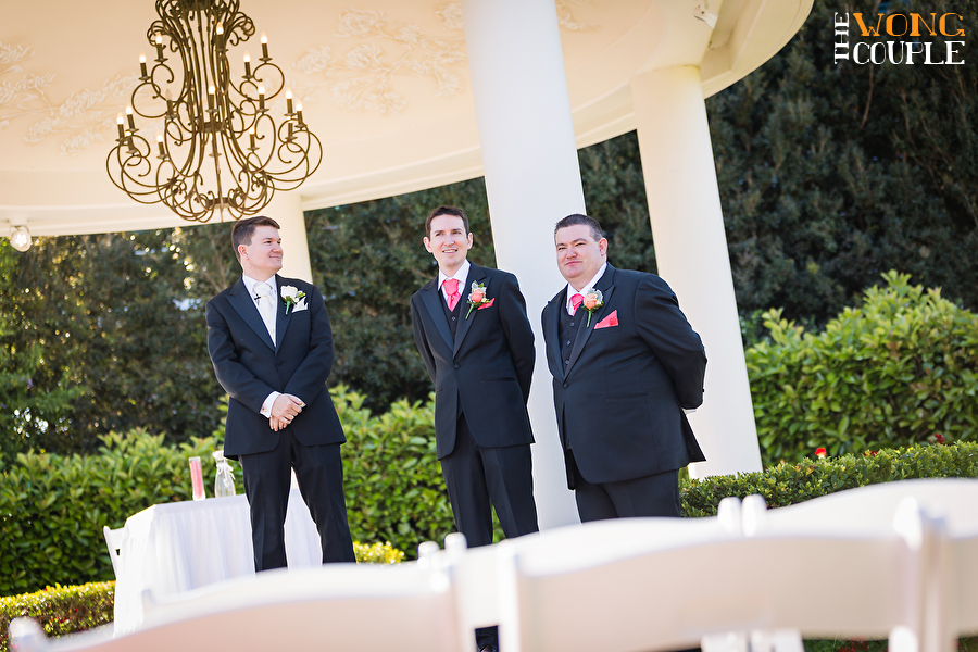 Miramare gardens wedding photos