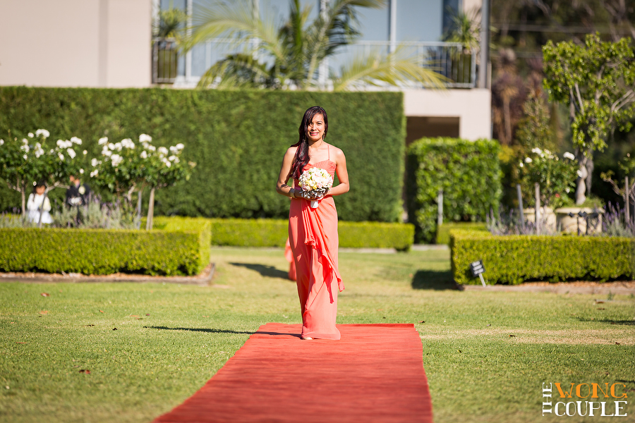 Miramare gardens wedding