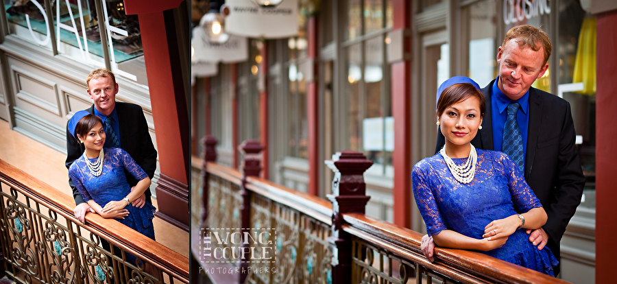 The Strand Arcade, Sydney CBD, Pre-Wedding Photos