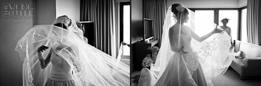 Pre-Wedding Photos Intercontinental Hotel