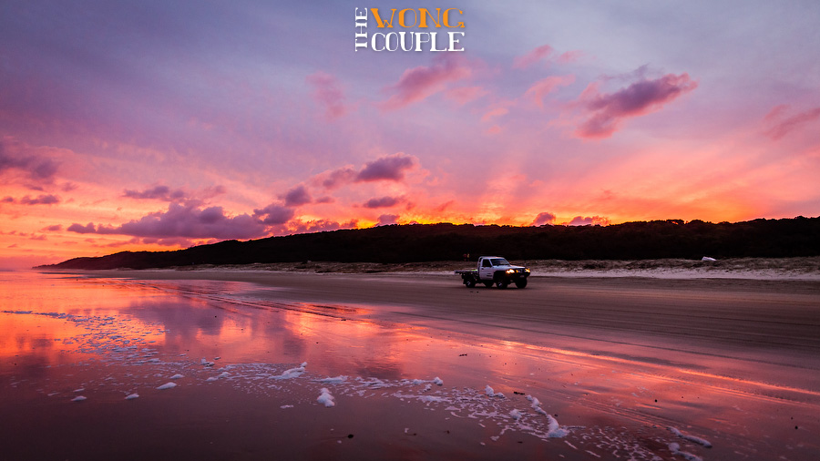 Australia Fraser Island beautiful landscape photography