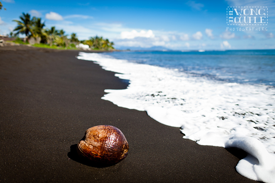 Tahiti Honeymoon Landscape Photography