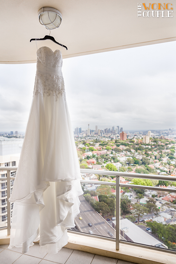 HDR wedding photography, Bondi Junction bride getting ready, Sydney eastern suburbs photography
