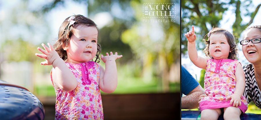 Child Portraits, Eastwood Park Playground, Sydney Photographers