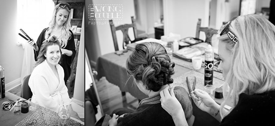 Getting Ready, Wedding Make-up
