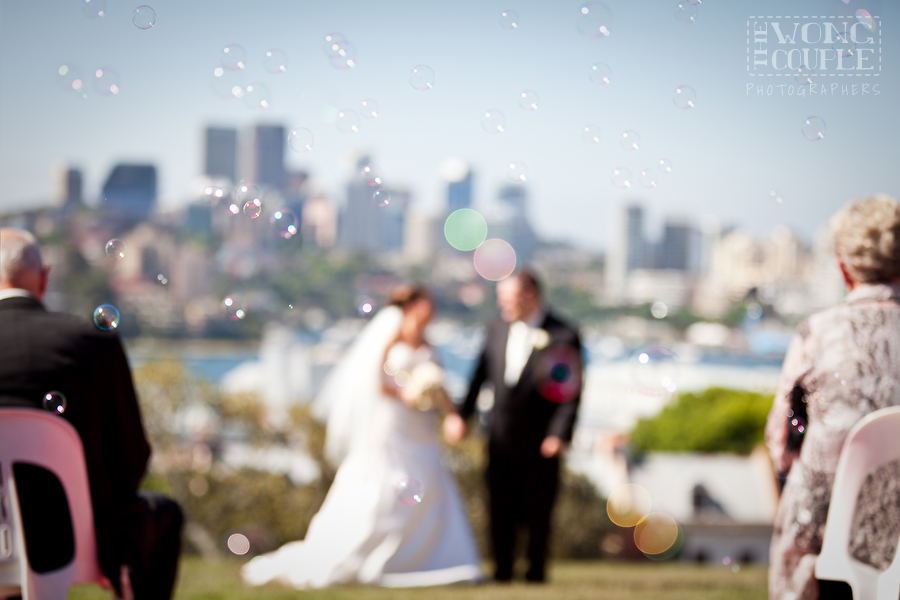 Sydney Wedding at Observatory Hill, Sydney Wedding Photographers