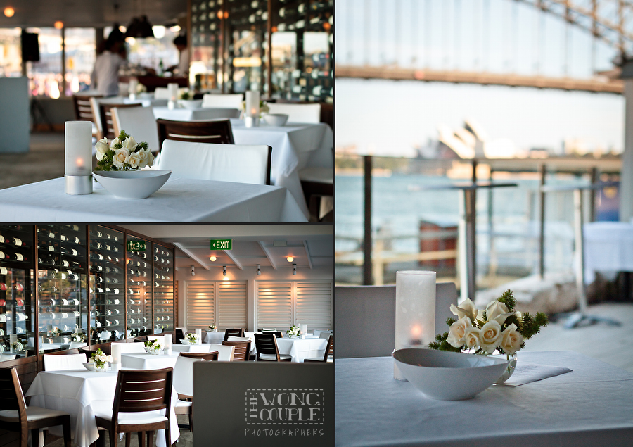 Sails on Lavender Bay Wedding Reception, Sydney Wedding Photographer