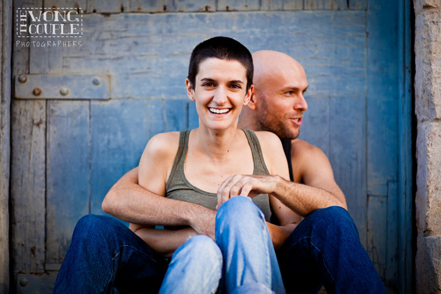 Cockatoo Island Couples Portrait Photography Session