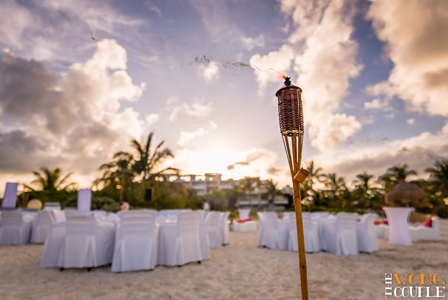 Beloved Hotel Playa Mujeres Wedding Mexico, HDR Wedding photography