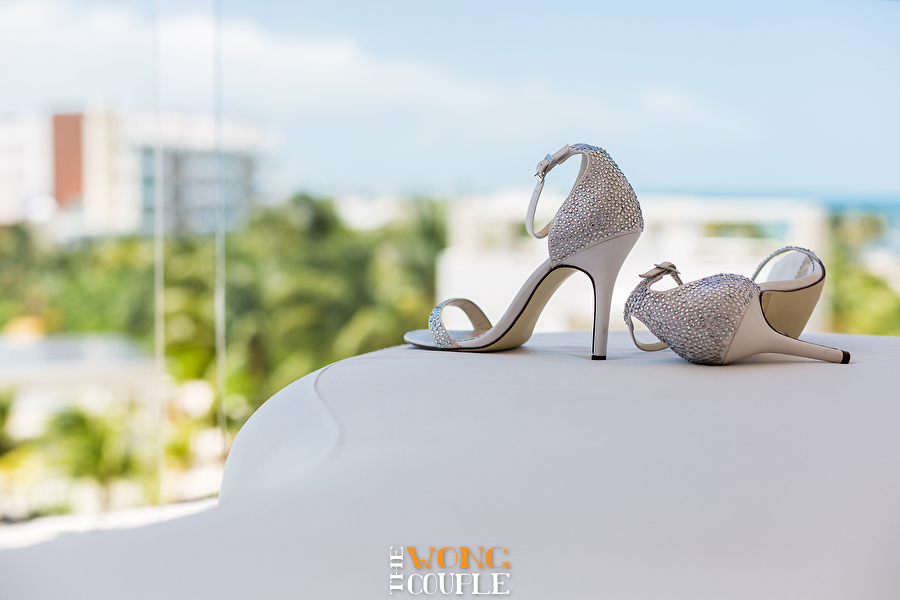 Beloved Hotel Mexico wedding, Cancun creative wedding photography