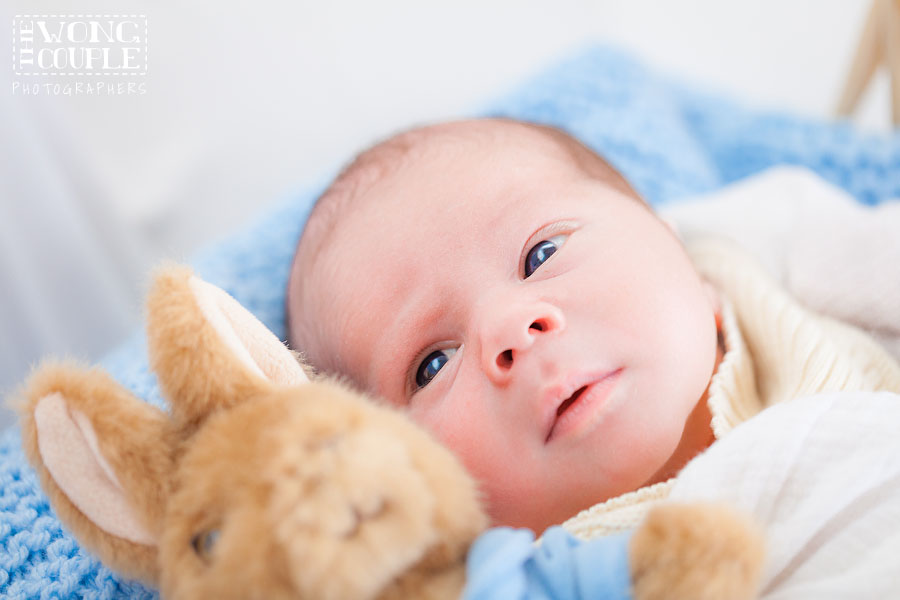 Newborn Baby Photos in Chatswood, Sydney
