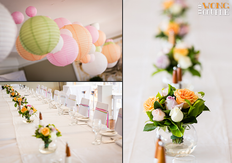Spring lunch wedding at Reef Restaurant Terrigal