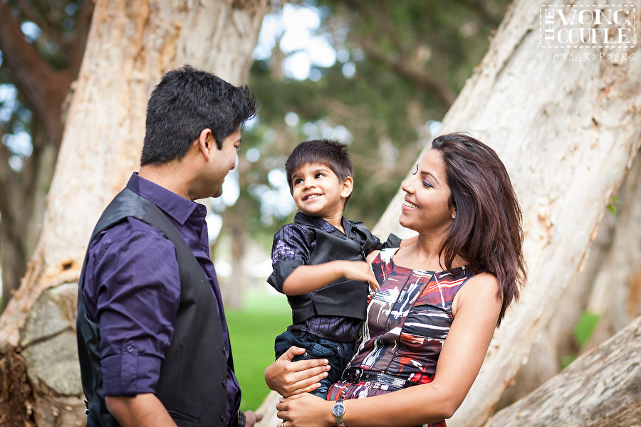 Family and baby photography at Centennial Park, Sydney