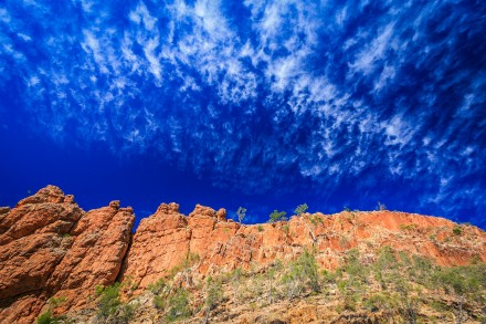 West MacDonnell Ranges in Central Australia - Landscape Photography