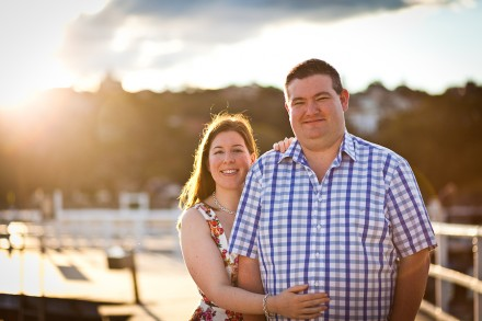 Balmoral Beach, Sydney Engagement Pre-Wedding Photography