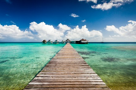 French Polynesia Landscape Photography