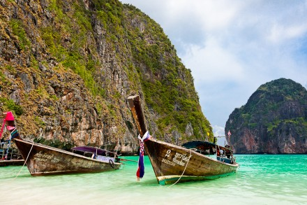 Thailand Landscape and Travel Photography, Phi Phi Islands