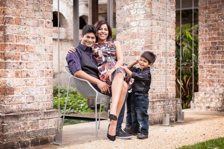 Baby & Family Photography at Paddington Reservoir Gardens