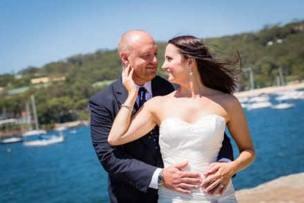 Balmoral Beach Wedding at Bathers Pavilion