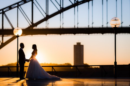 Sydney Opera House Wedding Photography