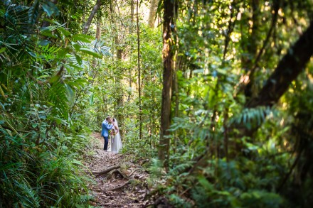 Queensland rainforest wedding, tropical destination wedding, Daintree rainforest wedding photographers