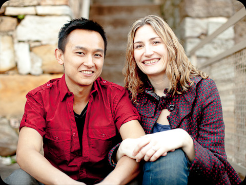 The Wong Couple :: San Francisco Photographers bio picture
